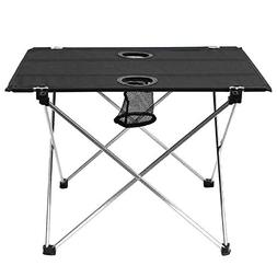 OTTAB Portable Outdoor Camping Folding Table Waterproof Ultr