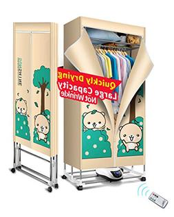 Kasydoff Portable Clothes Dryer 3-Tier Foldable Clothes Dryi