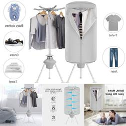 portable electric clothes dryer heater dry machine