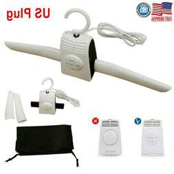 Portable Electric Folding Clothe Hanger Dryer Drying Rack Tr
