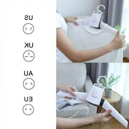 Portable Electric Folding Clothes Hanger Dryer Laundry Rack