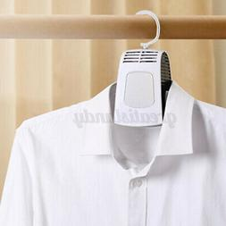 Portable Electric Folding Laundry Clothes Hanger Dryer Dryin