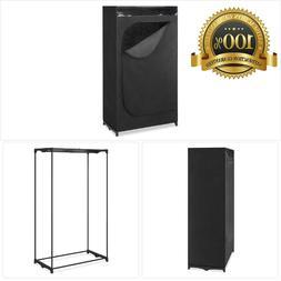 Whitmor Portable Wardrobe Clothes Closet Storage Organizer w