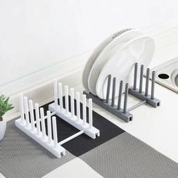 Practical Kitchen Storage Dish Cup Dryer Drying Rack Holder