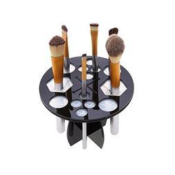 MAANGE Profesional 15 Hole Cosmetic Shelf Tool Durable Quali