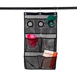 NANAN Quick Dry Hanging Bath Organizer, Mesh Shower Caddy wi
