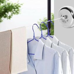 Retractable Clothesline Single Clothes Dry Line Washing Dryi
