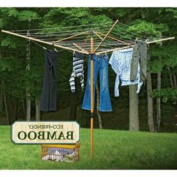 Rotary Clothesline Washing Line Laundry Clothes Drying Rack