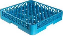 Carlisle RTP14 OptiClean Tall Peg Plate Rack, Blue