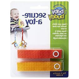 2ct Secure-A-Toy - Color: Orange - Gold
