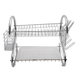 S- Shaped Bowl Rack/Double-Layer Bowl Rack/Storage Rack,iSPE