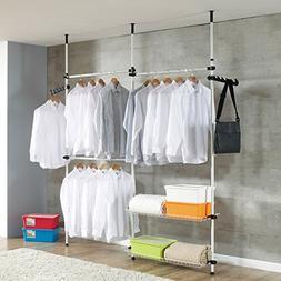 Drying Racks Simple Wardrobe Floorstanding Hangers Modern In
