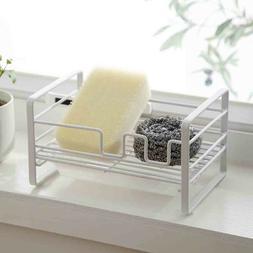 Sink sponge Drain Rack Dish Drying Rack Home Kitchen Collect