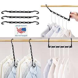 Space Saving Hanger Magic Clothes Drying Rack Hanger Loop Ho
