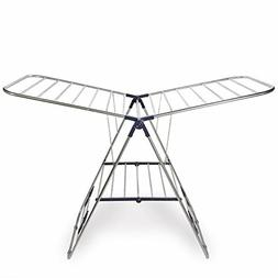 Cresnel Stainless Steel Clothes Drying Rack – Adjustable G