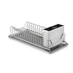 Polder Stainless Steel Compact Dish Rack