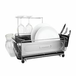 "Cuisinart Stainless Steel Dish Drying Rack 14.4"" x 12"" x"