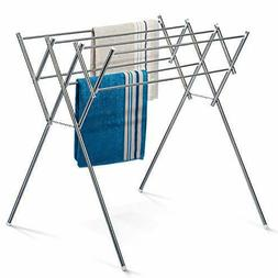 Stainless Steel Laundry Drying Rack Heavy Duty Collapsible F