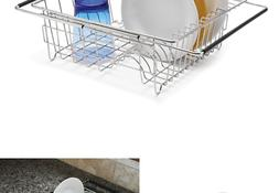 Polder Stainless Steel In-Sink Dish Rack