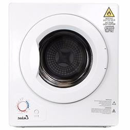 New Stainless Steel Tumble Dryer Portable Home Apartment RV
