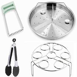 Steamer Basket Set Instant Pot Accessories - Steamer Basket,