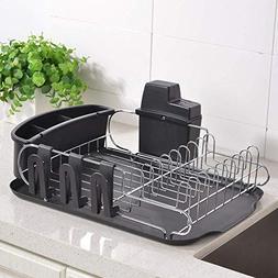 Wtape Steel Rust Proof Kitchen Draining Dish Drying Rack, Di