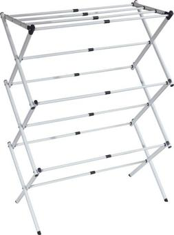 Home Basics Sunbeam Expandable Clothes Drying Rack