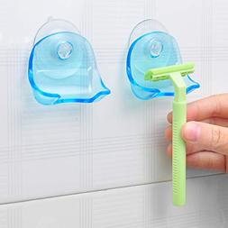 GGGarden Super Suction Cup Razor Holder Storage Rack Wall Ho