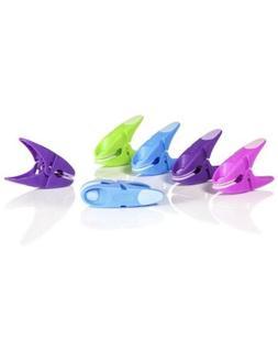 Minky Sure Grip Plastic Clothes Weatherproof Pegs -  24 Pack