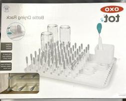 OXO Tot Bottle Drying Rack White/Gray