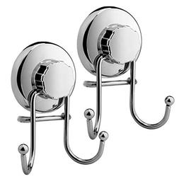 boulou Towel Hooks Bathrooms - Stainless Steel Chrome Shower