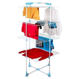 Minky Homecare Tower Indoor Drying Rack in White