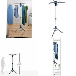 Tripod Clothes Drying Rack Foldable Stand e