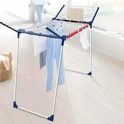 Leifheit Varioline L Winged Clothes Drying Rack with Adjusta