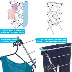 Verso 23 In. X 55 In. Clothes Drying Rack Lightweight Dries
