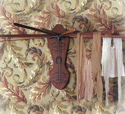 Victorian Trading Co Vintage Style Clothes Dryer Wall Mounte