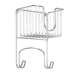 InterDesign Wall Mount Ironing Board Holder and Organizer wi