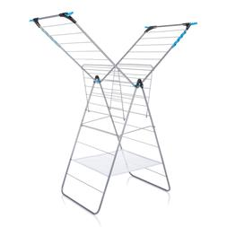 Minky X-Tra Wing Drying Rack 78' Silver