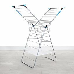 Minky Homecare X-Tra Wing Freestanding Drying Rack