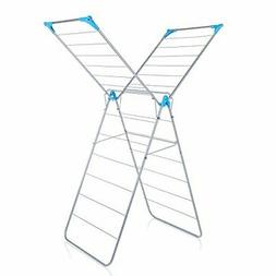 Minky X-Wing Indoor Drying Rack, 45-Feet Drying Space